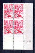 PA N° 17**- Coin Daté Du 17.05.1946  -  Série Mythologique - L'Iris
