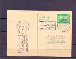 D.D.R. - 30 Jahre Hochseefischerei - Rostock 14/5/90   (RM11868) - Fishes