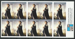 Australia 2006 The 80th Anniversary Of The Birth Of Queen Elizabeth II.Booklet ( Self Adhesive Stamp ).MINT.MNH