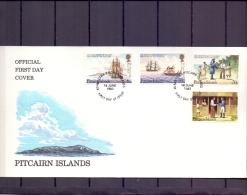 Pitcairn Islands -  FDC - 14/6/1983  (RM11942) - Boten