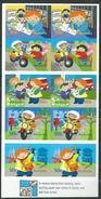 Australia 2006 Postie Kate.Booklet I.( Self Adhesive Stamp ).Cartoon.motorcycle.post Box.MINT.MNH