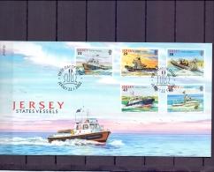 Jersey -  States Vessels - FSDC - 22/1/2002   (RM11958)