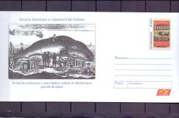 Romania - Istoria Ilustrata A Vanatorii De Balene    (RM11992)