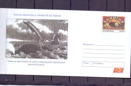 Romania - Istoria Ilustrata A Vanatorii De Balene    (RM11993)