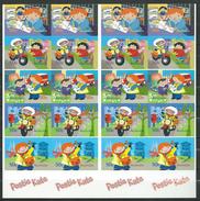 Australia 2006 Postie Kate.Booklet II.( Self Adhesive Stamp ).Cartoon.motorcycle.post Box.MINT.MNH