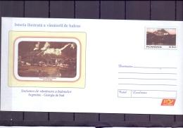 Romania - Istoria Ilustrata A Vanatorii De Balene    (RM11996)