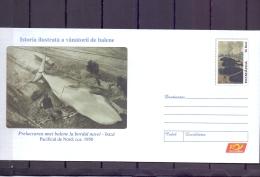 Romania - Istoria Ilustrata A Vanatorii De Balene    (RM11997)