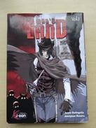 LIVRE REVUE MANGA VOLUME N° 1 NOMAN'S LAND EDITIONS I-ON JASON DE ANGELIS JENNYSON ROSERO 2005 - Mangas