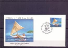 Marshall Islands - Tipnol - FDC - Majuro 23/5/1992    (RM12072)