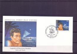 Marshall Islands - Tipnol - FDC - Majuro 23/5/1992    (RM12073)