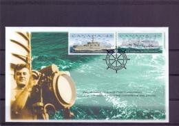 Canada -  FDC - Halifax 4/11/1998  (RM12079)