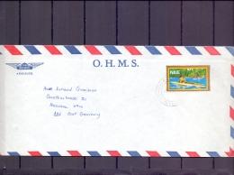 Niue - Canoe   (RM12081)