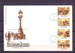 Isle Of Man - FDC - 26/3/1987   (RM12082)