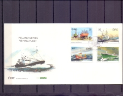 Eire - Fishing Fleet -  (RM12091)