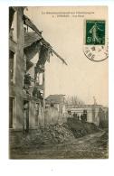 Le Bombardement En Champagne - 9 Épernay - Rue Placet (1921)