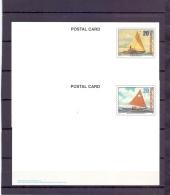 Marshall Islands -  Canoes   (RM12122)