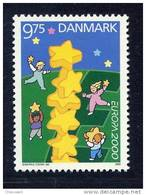 Lot 54 - B7    Danemark ** N° 1255 - Europa 2000 -