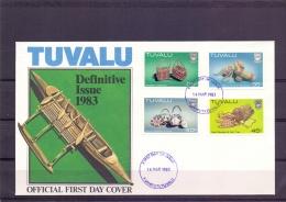 Tuvalu - FDC - Funafuti 14/3/1983   (RM12133)