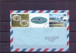 Wallis Et Futuna -  Mata - Utu 12/11/2007  (12160)