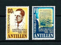 Antillas Holandesas  Nº Yvert  623/4  En Nuevo - Antillen