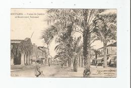 BOUFARIK PALAIS DE JUSTICE ET BOULEVARD NATIONAL 1904
