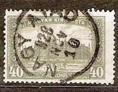 Hungary 1920 Mi 362 Nagy Atad