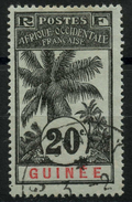 Guinée (1906) N 38 (o)