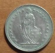 1985 - Suisse - Switzerland - 1 FRANC - KM 24a.3 - Suisse