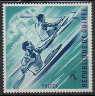Guinea 1963 -  Canottaggio Singolo Single Sculls MNH **