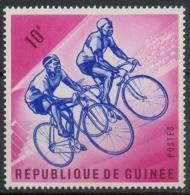 Guinea 1963 -  Ciclismo  Bicycling MNH **