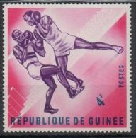 Guinea 1963 -  Pugilato Boxing MNH **