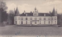 Environs De Dreux, Château De Comteville