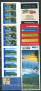 Australia 2002 Panorama,river And Boat.Booklet ( 6 X 50 Cents & 4 X 1.00 $ Self Adhesive Stamp ).MINT.MNH