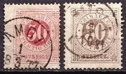 Sweden Used Stamps - Sweden