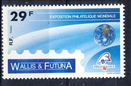 WF 1989 N. 389 Philex France 89 MNH Cat. € 1.10 - Wallis E Futuna