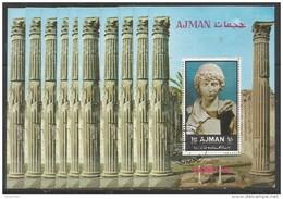 10x AJMAN - Art - Sculpture - Ancient Art - CTO