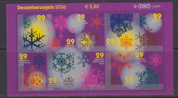 Nederland 2006  Decemberzegels 10w Zelfklevend ** Mnh (34990) @ Face Value - Neufs