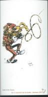 EX LIBRIS  YOANN SPIROU MARSUPILAMI ASSOCIATION ON A MARCHE SUR LA BULLE 2013 BD BANDE DESSINEE CP1 - Ilustradores W - Z