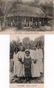 ILES GILBERT-6 Cartes Neuves - Kiribati