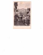CARTOLINA LAVENONE  (BRESCIA) VIA NAZIONALE - Italie