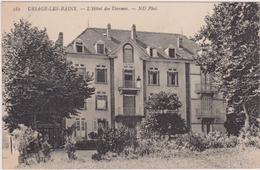 Carte Postale Ancienne,38,isere,URIAGE LES BAINS,HOTEL DES THERMES