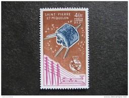 Saint Pierre Et Miquelon: TB PA N°32, Neuf XX. Cote = 28 Euros. - Poste Aérienne