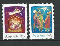 Australia 2002 Christmas.Navidad.Noel.MNH