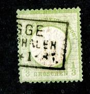 W3881  Empire 1872  Michel #17 O Fault ( 20.€ ) Offers Welcome. - Deutschland