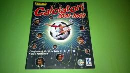 Calciatori 2002-03 Album +175 Figurine  Stikers   Panini - Panini