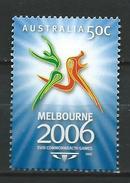Australia 2006 Melbourne 2006 Commonwealth Games.sport.MNH