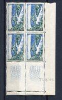 1780  - FRANCE  N°977  8Fr  Bleu Et Olive  Du  11.5.54      TB