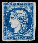BORDEAUX N°44Aa  Cote 1100€