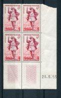 1791 - FRANCE  N°943   6Fr  Gargantua   Du  28.5.53     SUPERBE