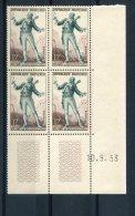 1792 - FRANCE  N°957   12Fr   Figaro   Du  10.9.53     SUPERBE